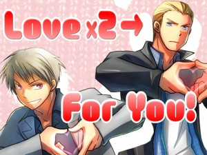 Love×2→For You!