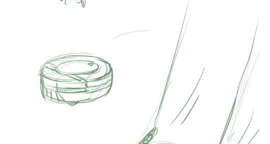 【掃除ロボ化メモ】リヴァルンバ
