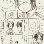 【進撃ネタバレ含む】ハンジ「実験しよ」【らくがき漫画】